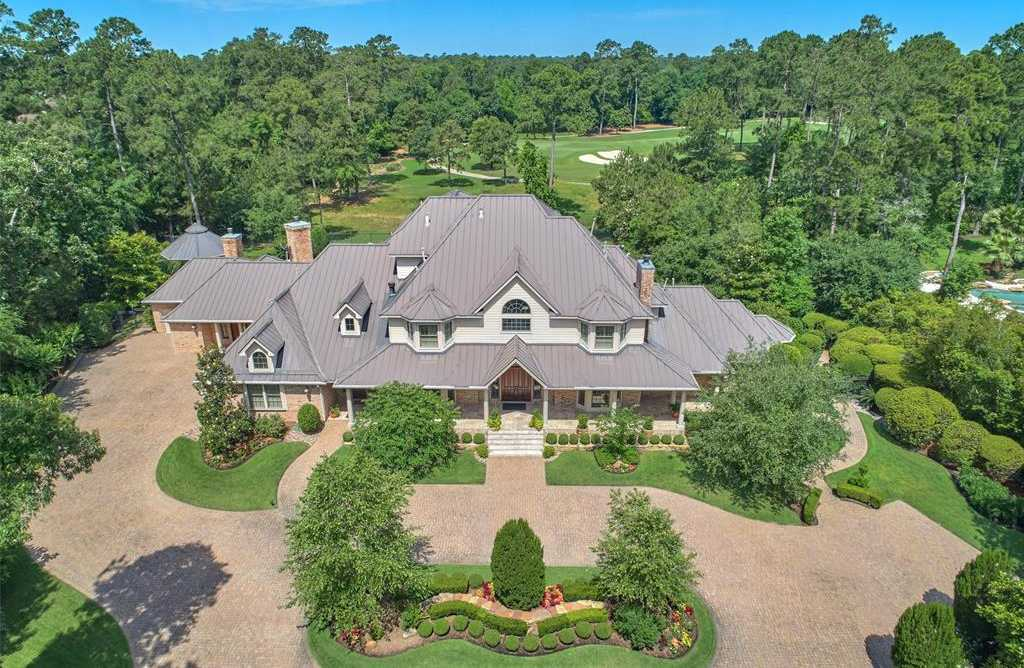 $3,995,000 - 5Br/8Ba -  for Sale in The Woodlands Carlton Woods, The Woodlands