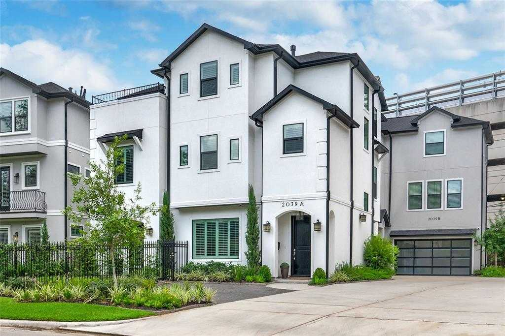 $1,150,000 - 4Br/5Ba -  for Sale in Twenty-one Thirty West Holcomb, Houston