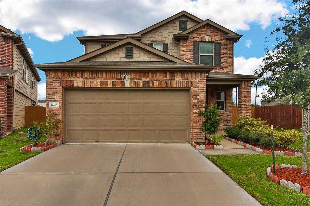 $250,000 - 3Br/3Ba -  for Sale in Fountains At Copperwood, Houston