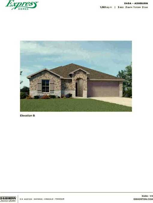 $191,990 - 3Br/2Ba -  for Sale in Southern Colony, Rosharon
