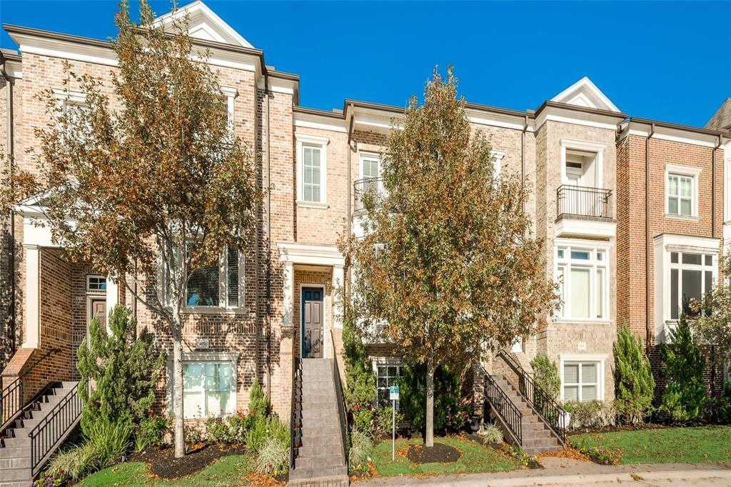 $250,000 - 2Br/3Ba -  for Sale in Regent Square Brownstones, Houston