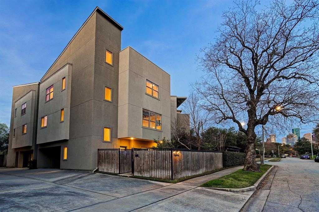 $549,000 - 3Br/4Ba -  for Sale in West Mckinney Twnhms, Houston