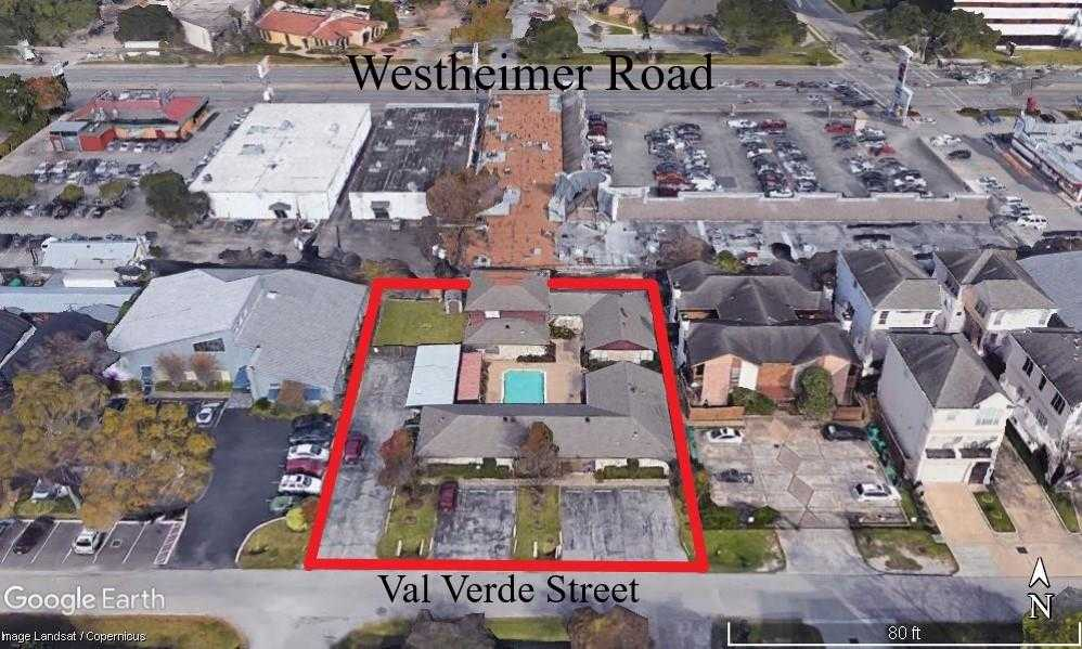 $1,100,000 - Br/Ba -  for Sale in Westheimer Estates, Houston