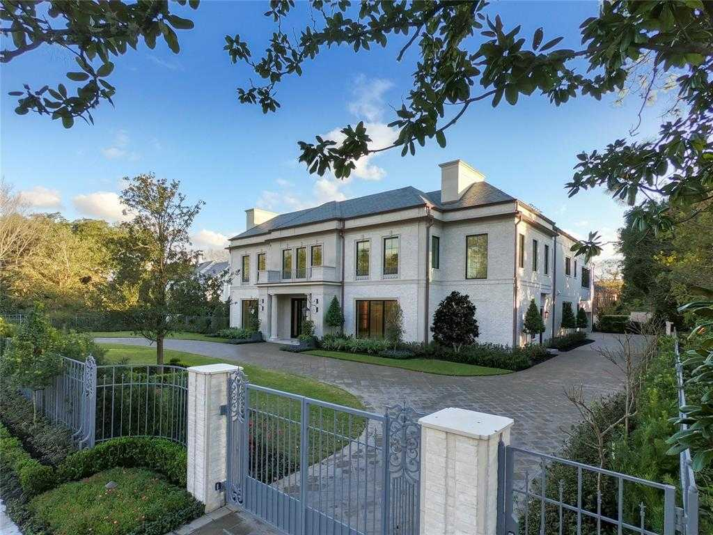 $8,995,000 - 6Br/9Ba -  for Sale in River Oaks Country Club Estate, Houston
