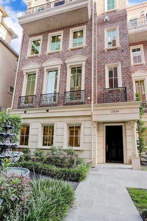 $1,425,000 - 3Br/4Ba -  for Sale in Cadogan Place, Houston
