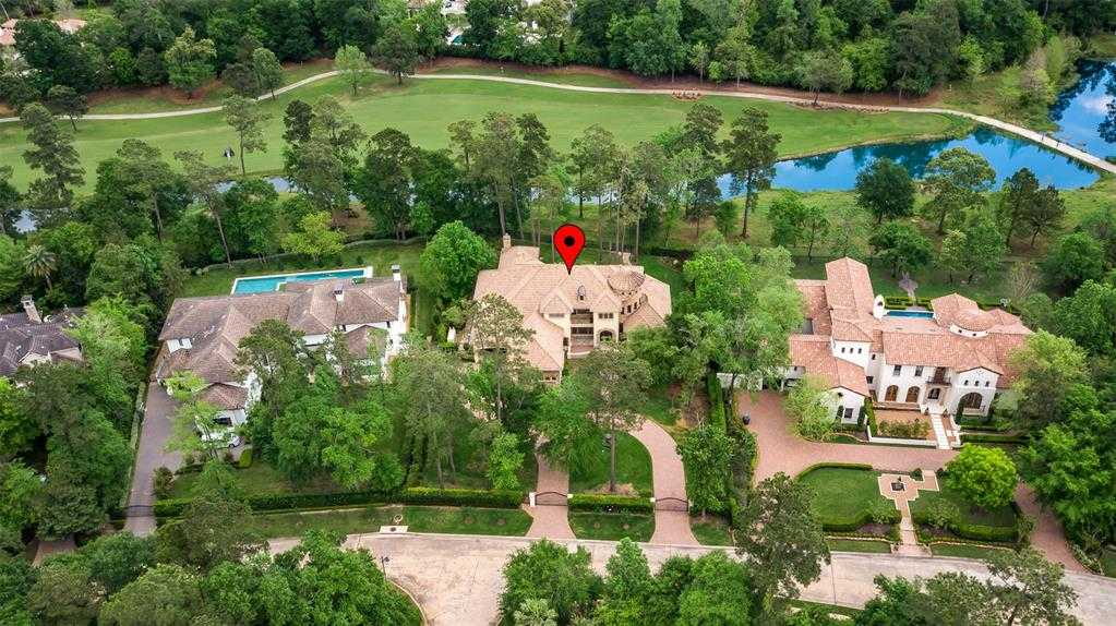 $2,300,000 - 5Br/6Ba -  for Sale in Wdlnds Village Of Carlton Woods, The Woodlands