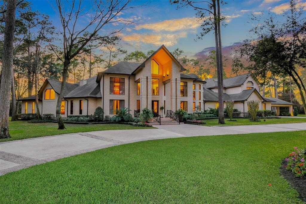 $1,530,000 - 5Br/7Ba -  for Sale in Saddlebrook Estates, Tomball