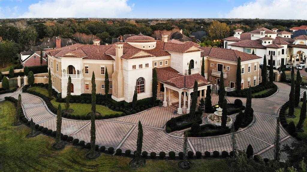 $9,900,000 - 9Br/14Ba -  for Sale in Sweetwater Sec. 03, Sugar Land