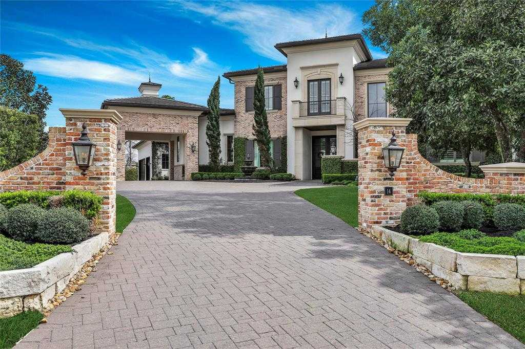 $2,295,000 - 5Br/7Ba -  for Sale in The Woodlands Carlton Woods Creekside, Spring