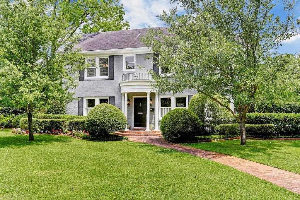 $2,398,000 - 3Br/4Ba -  for Sale in Ormond Place, Blvd Oaks, Houston