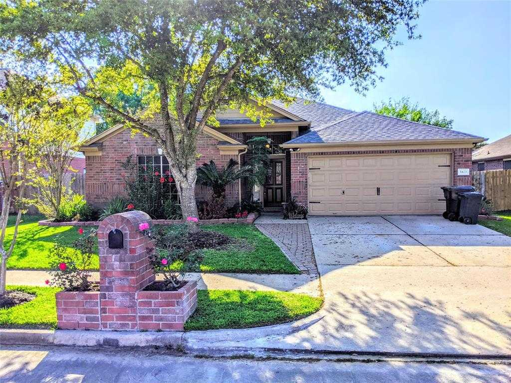$219,000 - 4Br/2Ba -  for Sale in Villages Bear Creek Sec 06, Katy