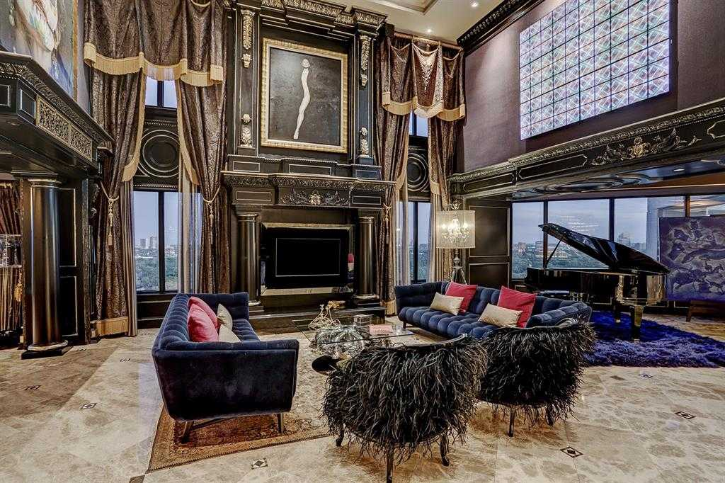 $6,850,000 - 4Br/6Ba -  for Sale in Bayou Bend Towers Condo 10, Houston