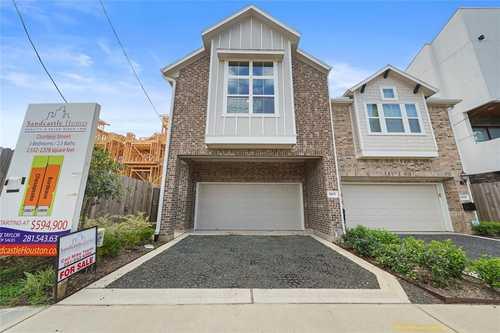 $584,900 - 3Br/3Ba -  for Sale in Montrose, Houston