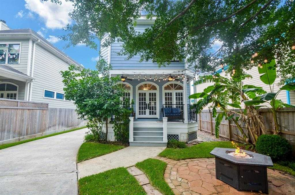 $609,000 - 3Br/3Ba -  for Sale in West Twenty-second Place 2, Houston