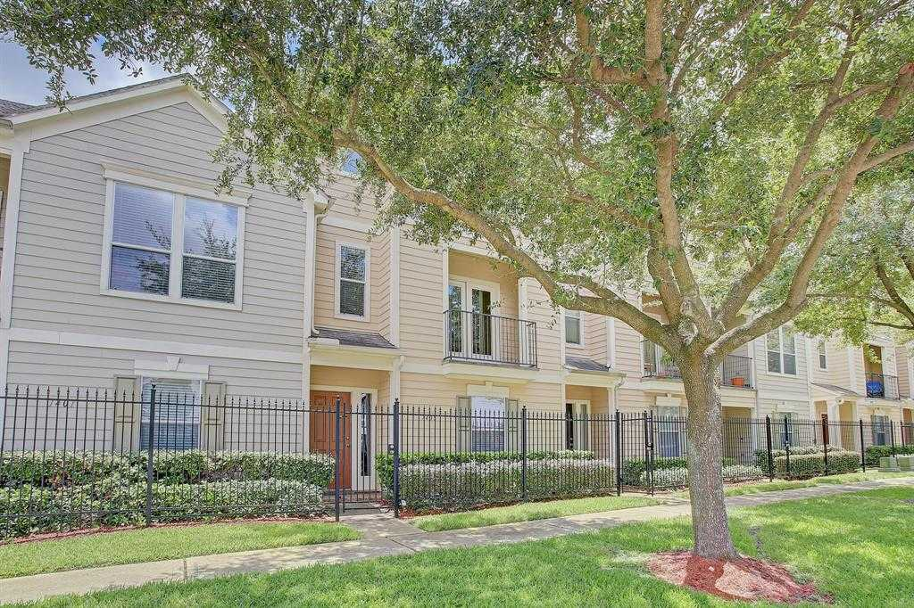 $314,900 - 2Br/3Ba -  for Sale in Paige St, Townhomes, Houston