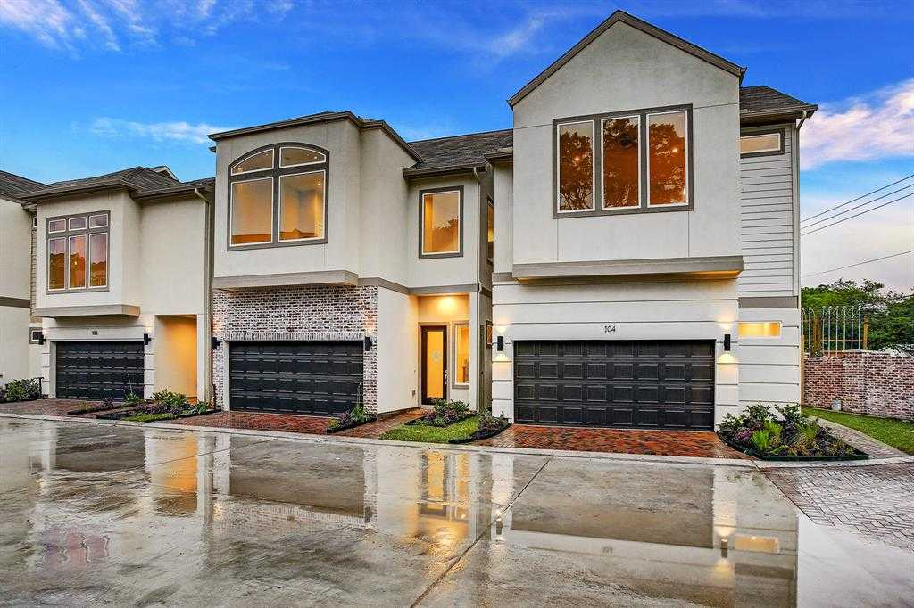 $317,700 - 3Br/3Ba -  for Sale in Stuart Hutchins Villas, Houston
