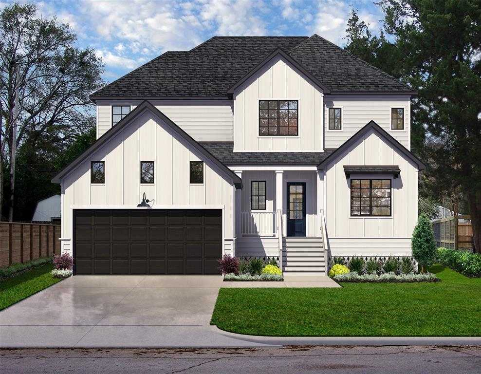 $819,000 - 4Br/4Ba -  for Sale in Oak Forest, Houston