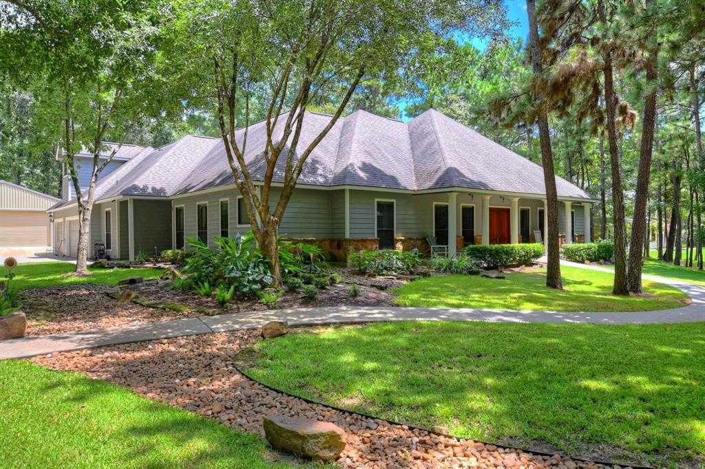 $600,000 - 3Br/4Ba -  for Sale in Lake Windcrest, Magnolia