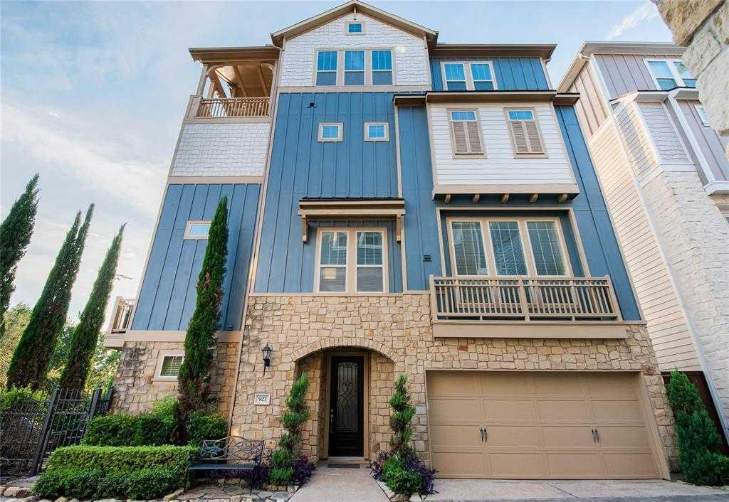 $599,000 - 3Br/4Ba -  for Sale in Weekley At Byrne, Houston