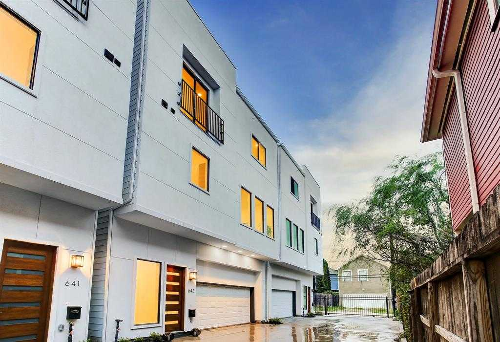 $414,900 - 3Br/4Ba -  for Sale in Arcade/west 16th Street, Houston