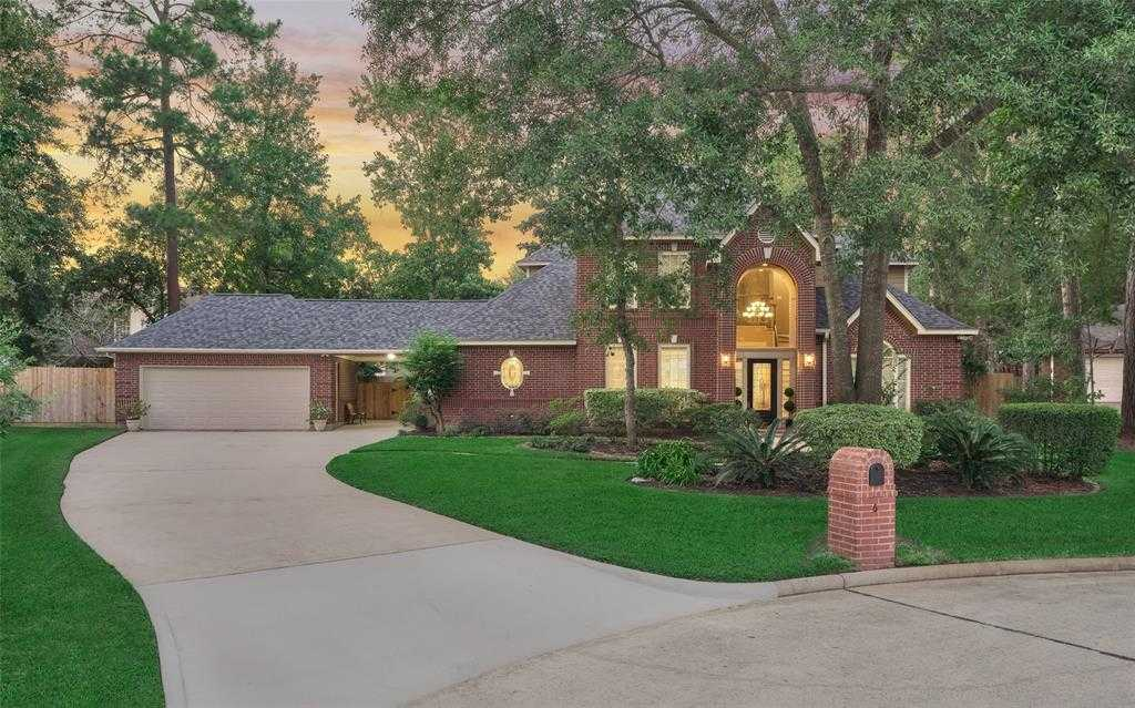 $417,750 - 4Br/5Ba -  for Sale in Wedgewood 01, Conroe