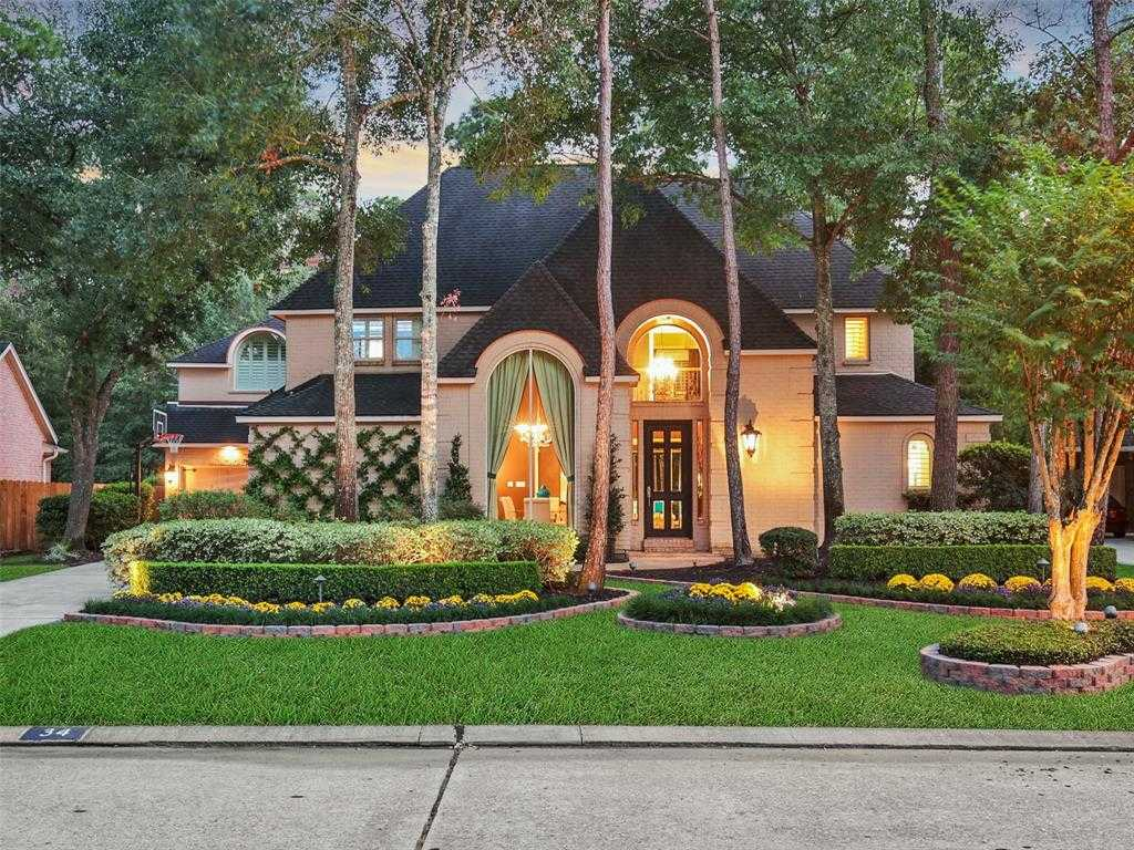 $599,900 - 4Br/4Ba -  for Sale in Wdlnds Village Cochrans Cr 08, The Woodlands