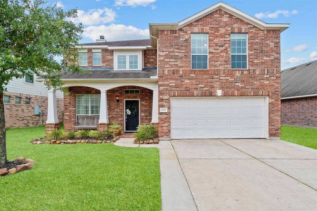 $246,900 - 4Br/3Ba -  for Sale in Memorial Springs, Tomball