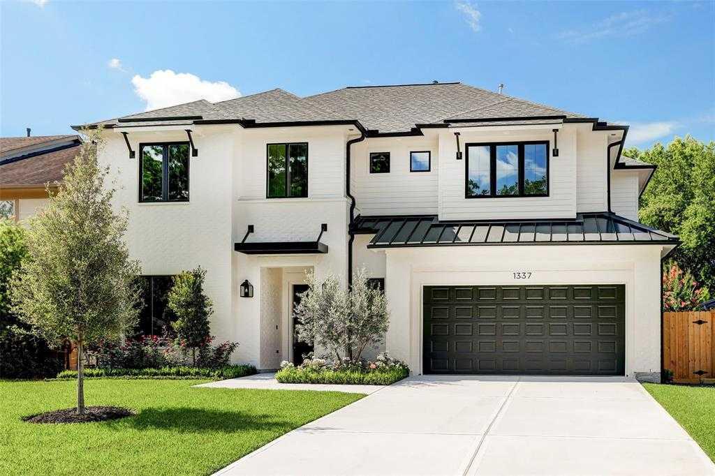 $1,139,000 - 4Br/5Ba -  for Sale in Oak Forest Add Sec 03, Houston