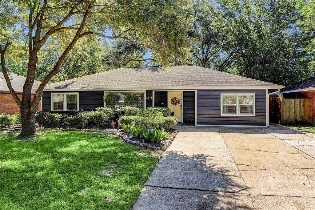 $489,000 - 4Br/2Ba -  for Sale in Oak Forest, Houston