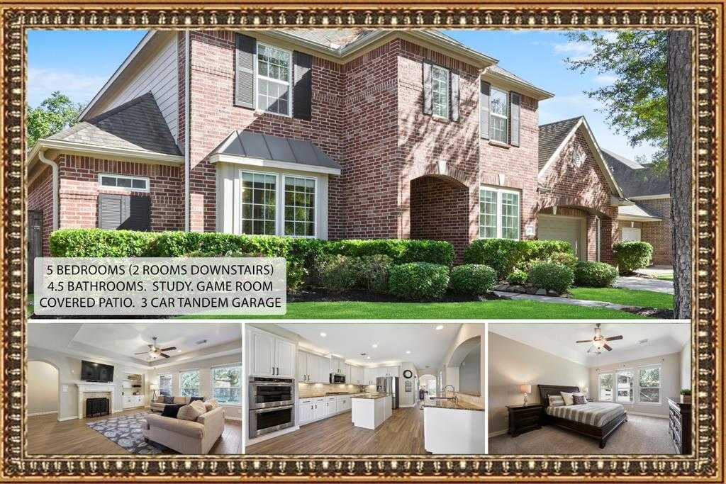 $389,000 - 5Br/5Ba -  for Sale in Fall Creek, Humble