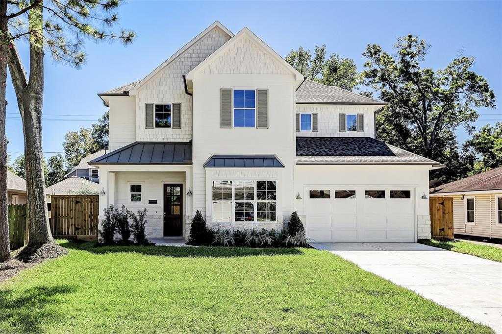 $899,000 - 3Br/4Ba -  for Sale in Oak Forest Sec 06, Houston