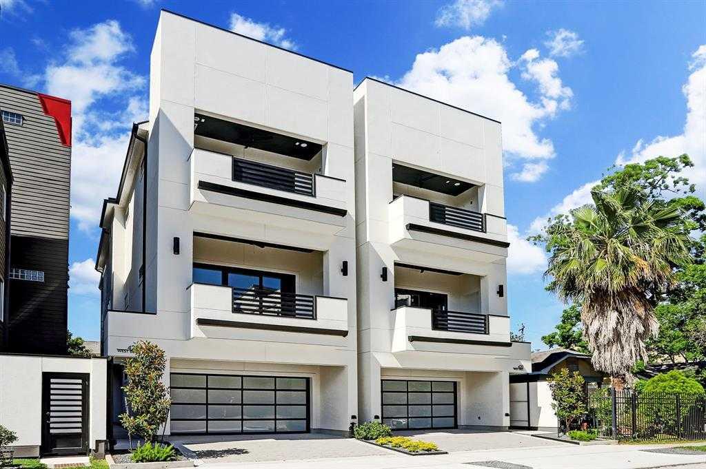 $859,900 - 3Br/4Ba -  for Sale in Montrose, Houston