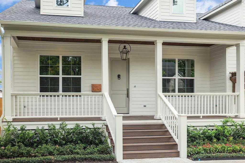 $919,000 - 3Br/4Ba -  for Sale in Oak Forest Sec 02, Houston