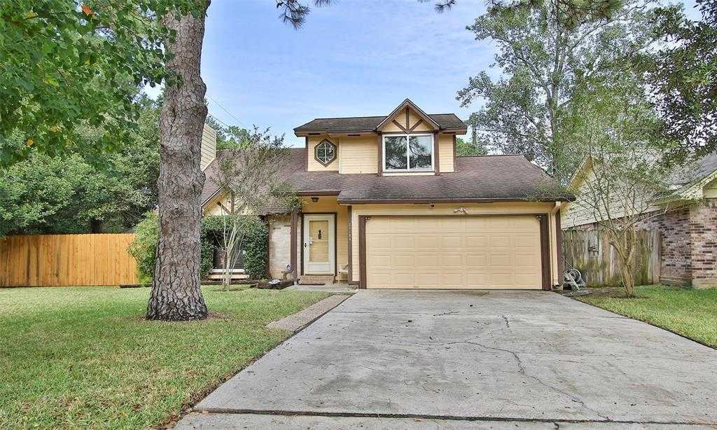 $140,000 - 3Br/2Ba -  for Sale in Willow Forest, Tomball