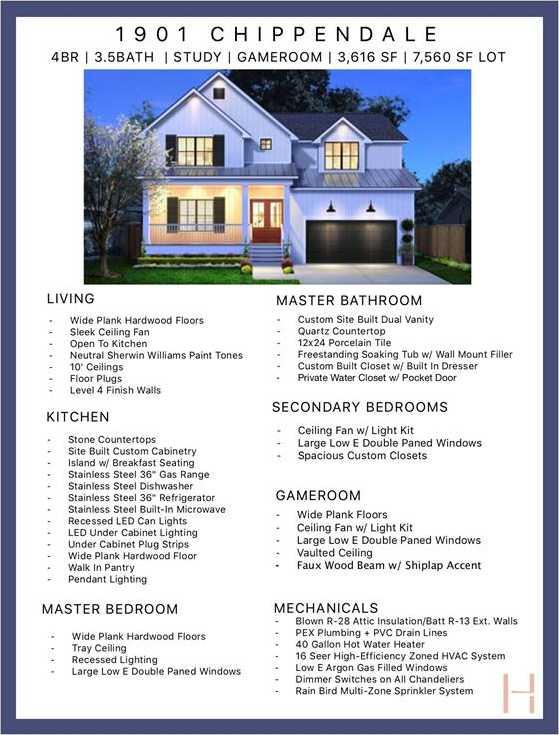 $949,000 - 4Br/4Ba -  for Sale in Oak Forest Sec 10, Houston