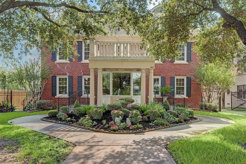 $2,350,000 - 2Br/4Ba -  for Sale in Rossnoyne Add, Houston