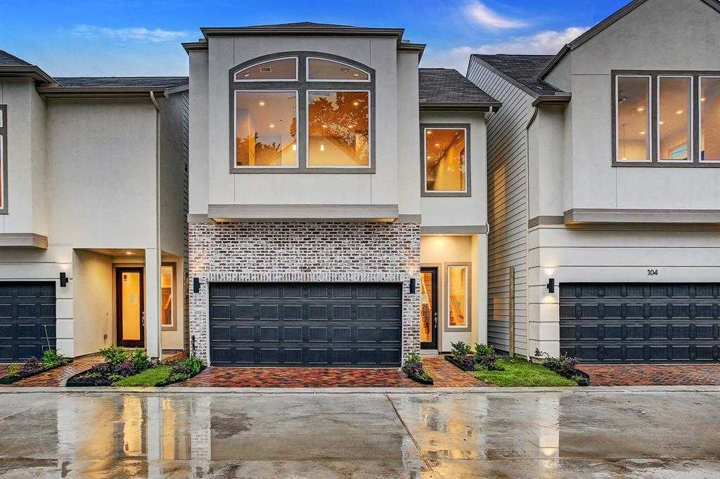 $288,700 - 3Br/3Ba -  for Sale in Park At Yale, Houston