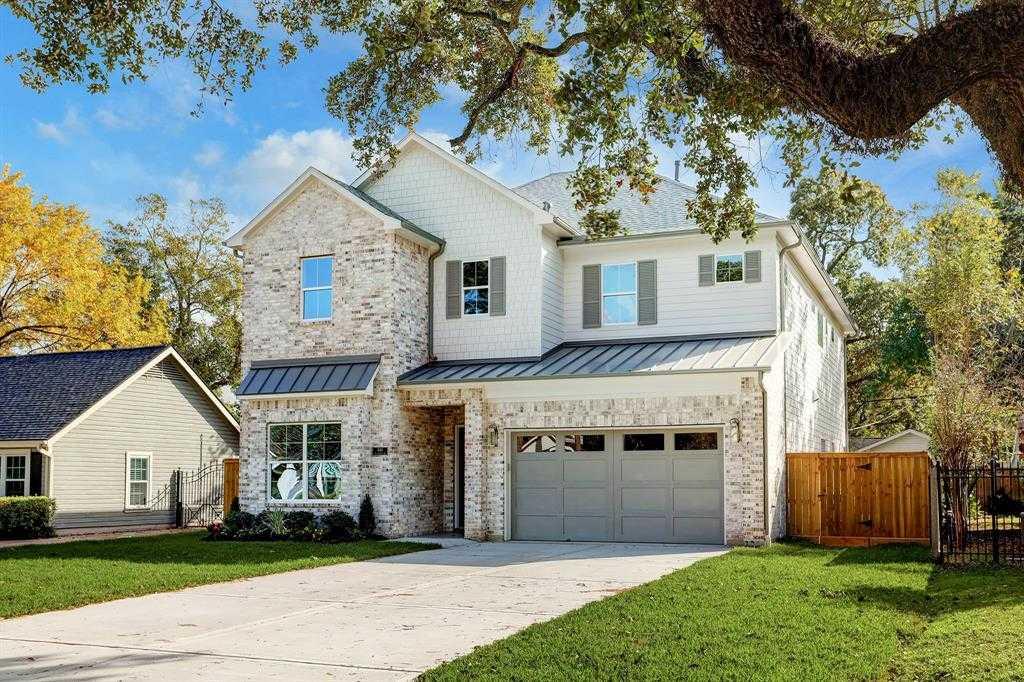 $999,000 - 4Br/4Ba -  for Sale in Garden Oaks Sec 05, Houston