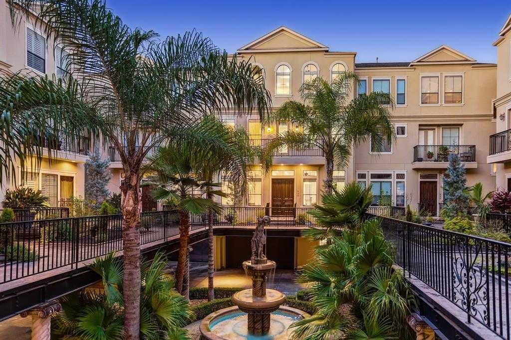 $599,900 - 3Br/4Ba -  for Sale in Montrose, Houston