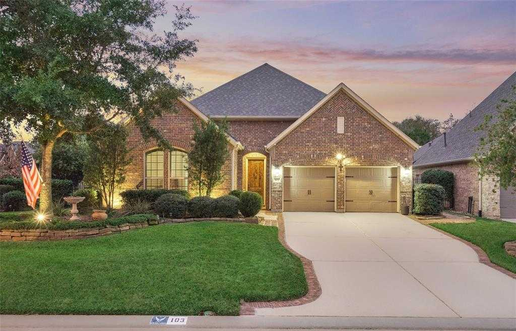 $420,000 - 3Br/3Ba -  for Sale in Woodforest 37, Montgomery