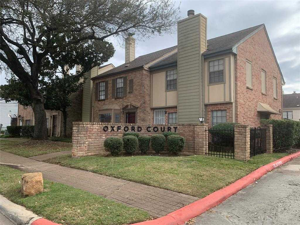 $119,000 - 3Br/3Ba -  for Sale in Oxford Court Th, Houston