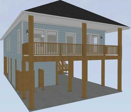 $425,000 - 3Br/2Ba -  for Sale in Indian Beach, Galveston