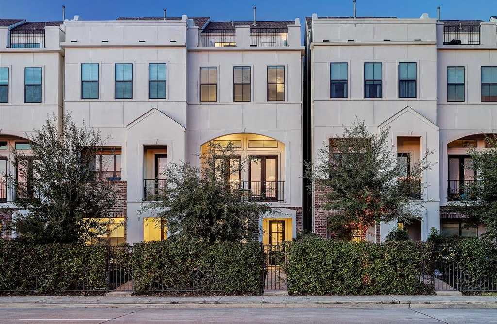 $475,000 - 3Br/4Ba -  for Sale in Vista Modern At West Dallas, Houston