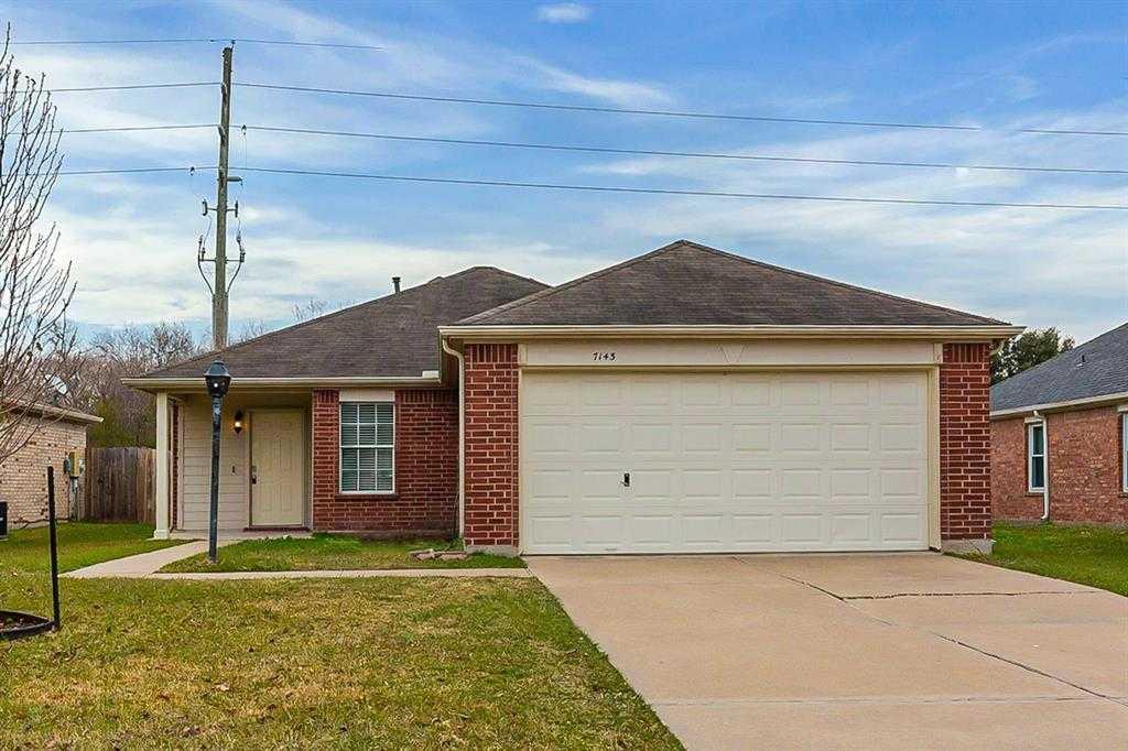 $190,000 - 3Br/2Ba -  for Sale in Great Oaks South Sec 1, Houston
