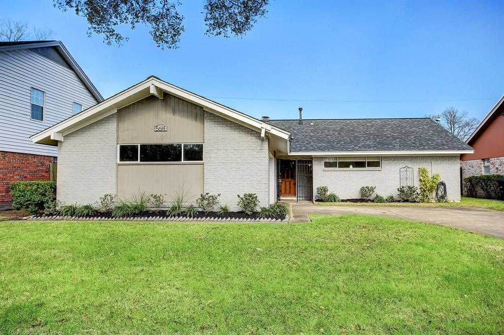 $349,000 - 3Br/2Ba -  for Sale in Forest Pines Sec 01, Houston