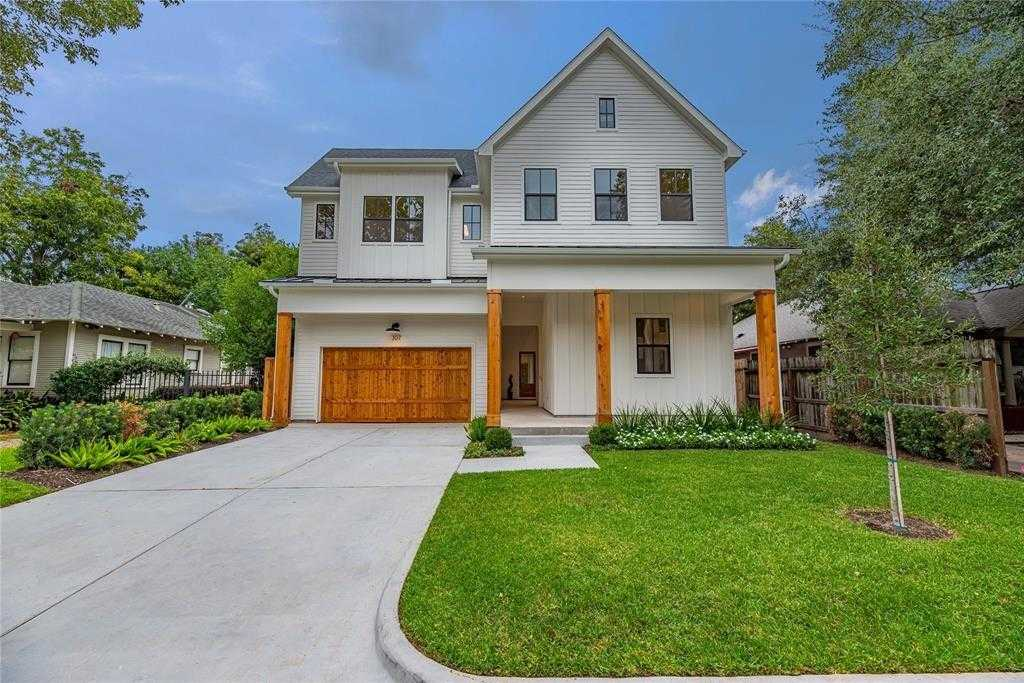$1,400,000 - 5Br/5Ba -  for Sale in Sunset Heights, Houston