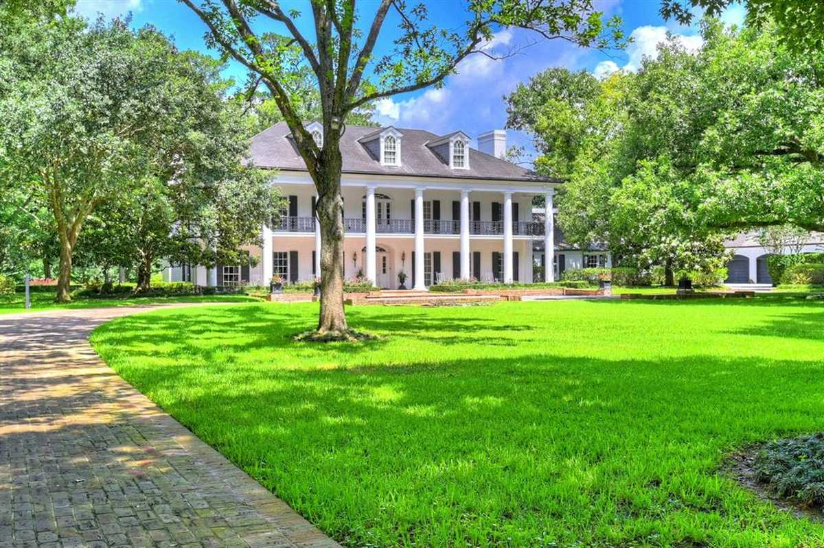 $15,350,000 - 6Br/12Ba -  for Sale in Sherwood Forest, Houston