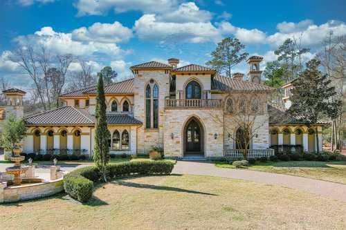 $3,300,000 - 5Br/8Ba -  for Sale in The Woodlands Carlton Woods Creekside 01, Spring