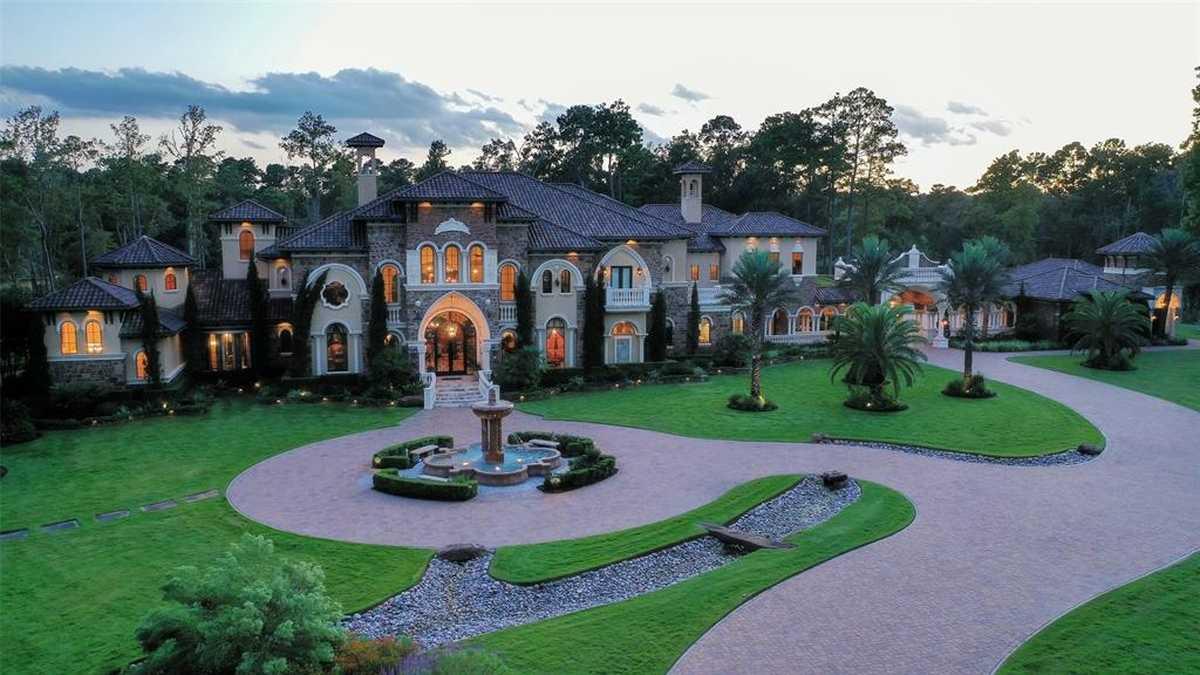 $11,499,000 - 5Br/10Ba -  for Sale in High Meadow Ranch, Magnolia