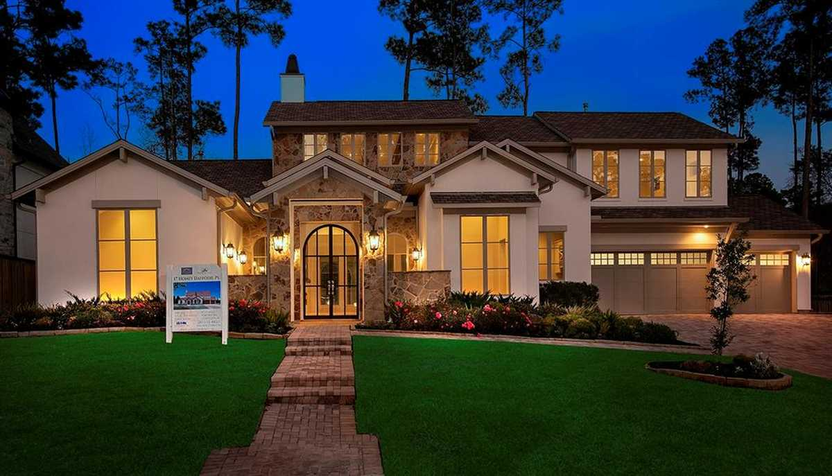 $967,725 - 4Br/5Ba -  for Sale in Honeycomb Ridge Rep 1, The Woodlands